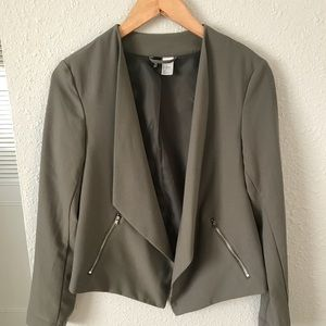 H&M Pin Cut Blazer